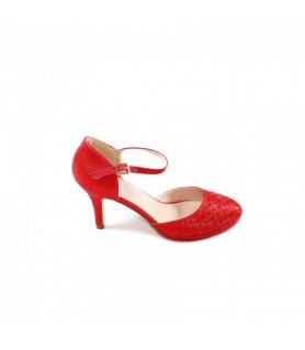 Pantofi Small Swan, Culoare...